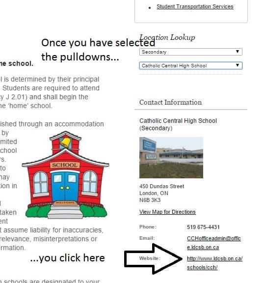 Catholic Where to Click